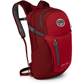 Osprey Daylite Plus Sac à dos, real red